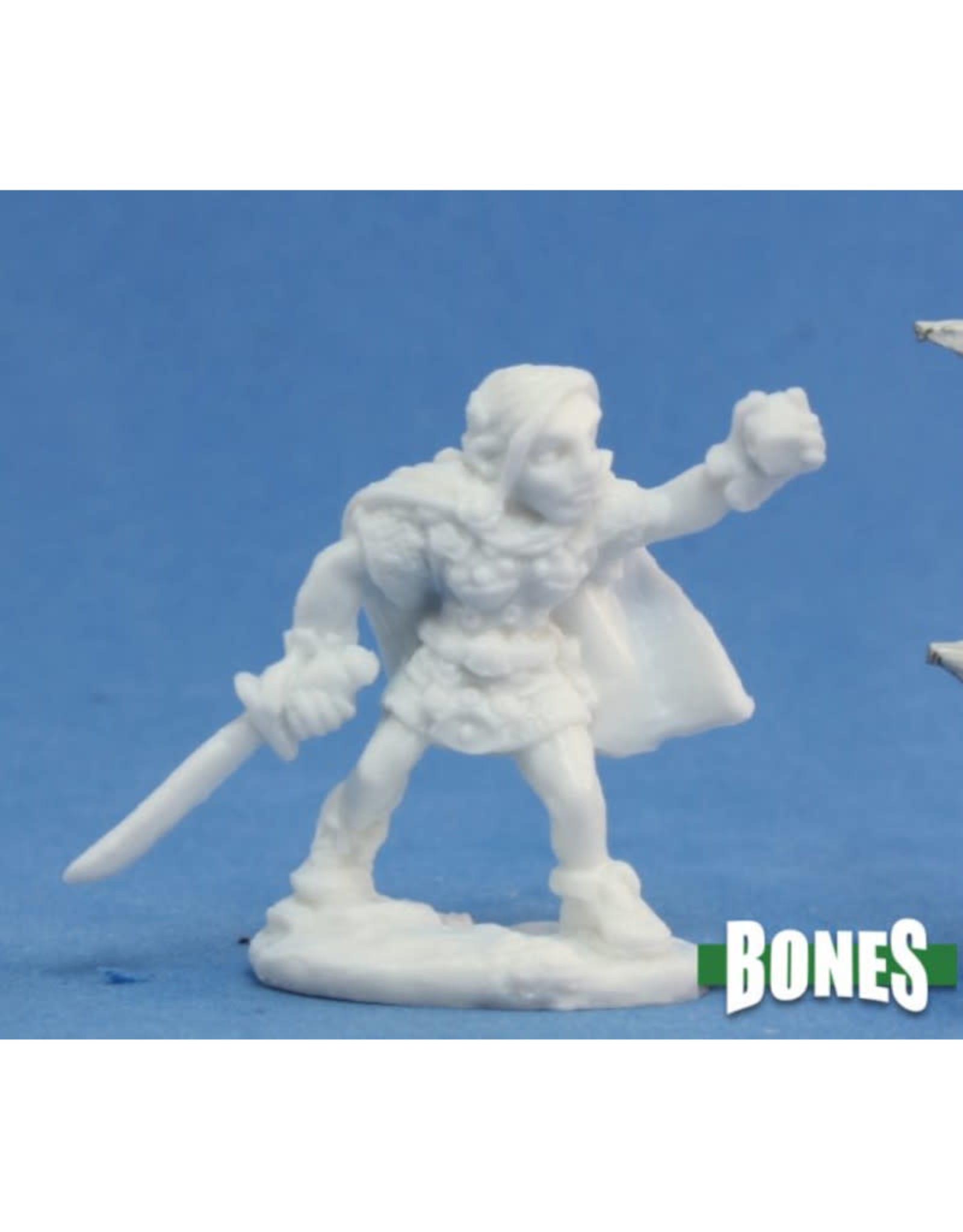 Reaper Bones: Ingrid, Female Gnome
