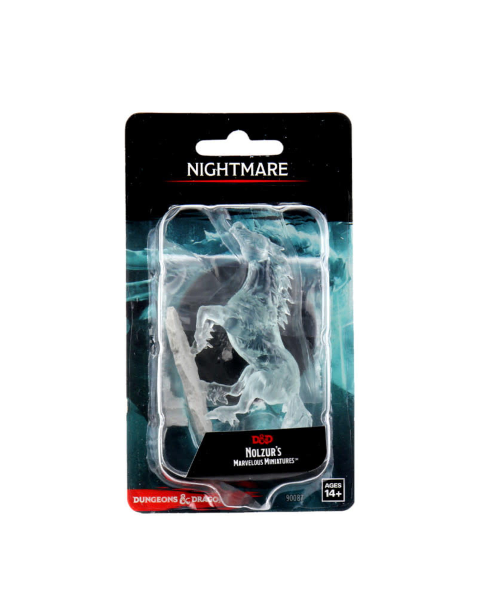Wizkids D&D Unpainted Minis: Nightmare
