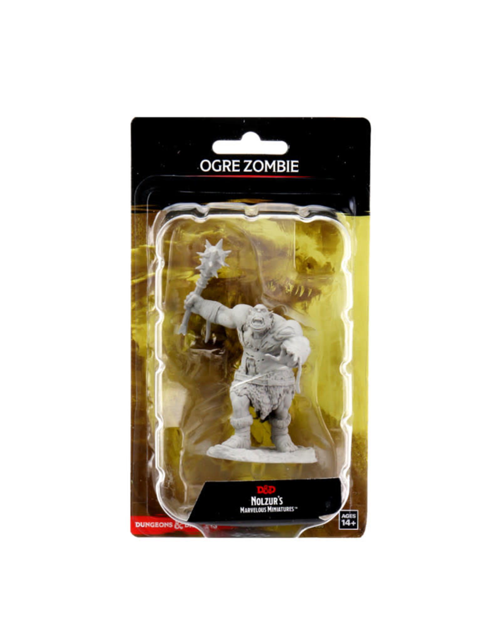 Wizkids D&D Unpainted Minis: Ogre Zombie