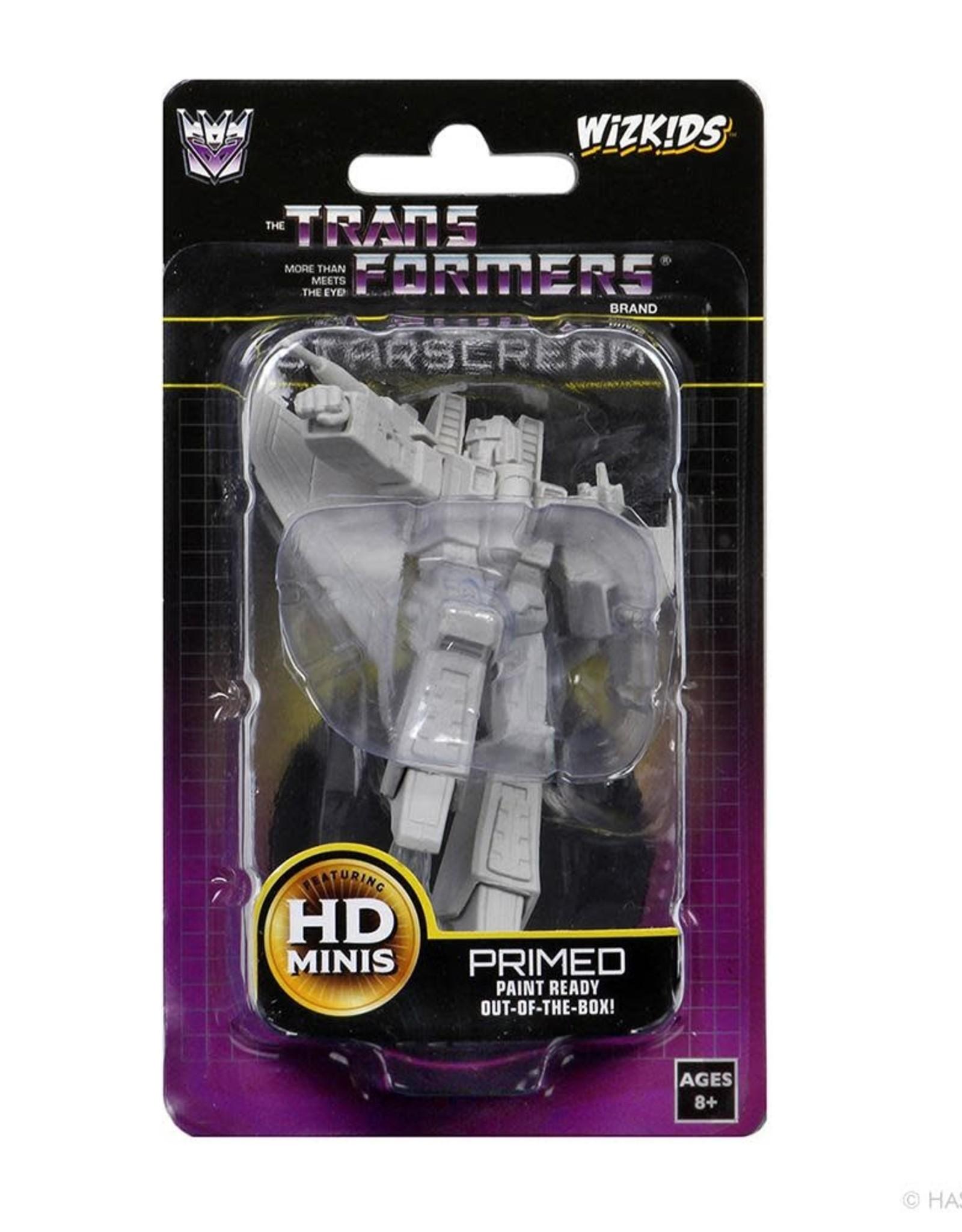 Wizkids Transformers Unpainted Minis: Starscream