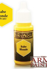 Warpaints: Babe Blonde