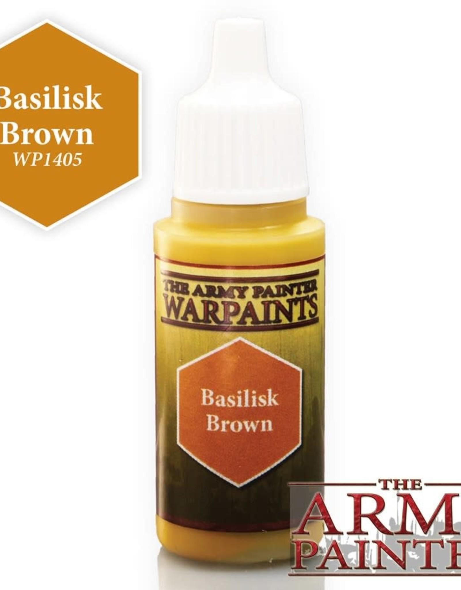 Warpaints: Basilisk Brown