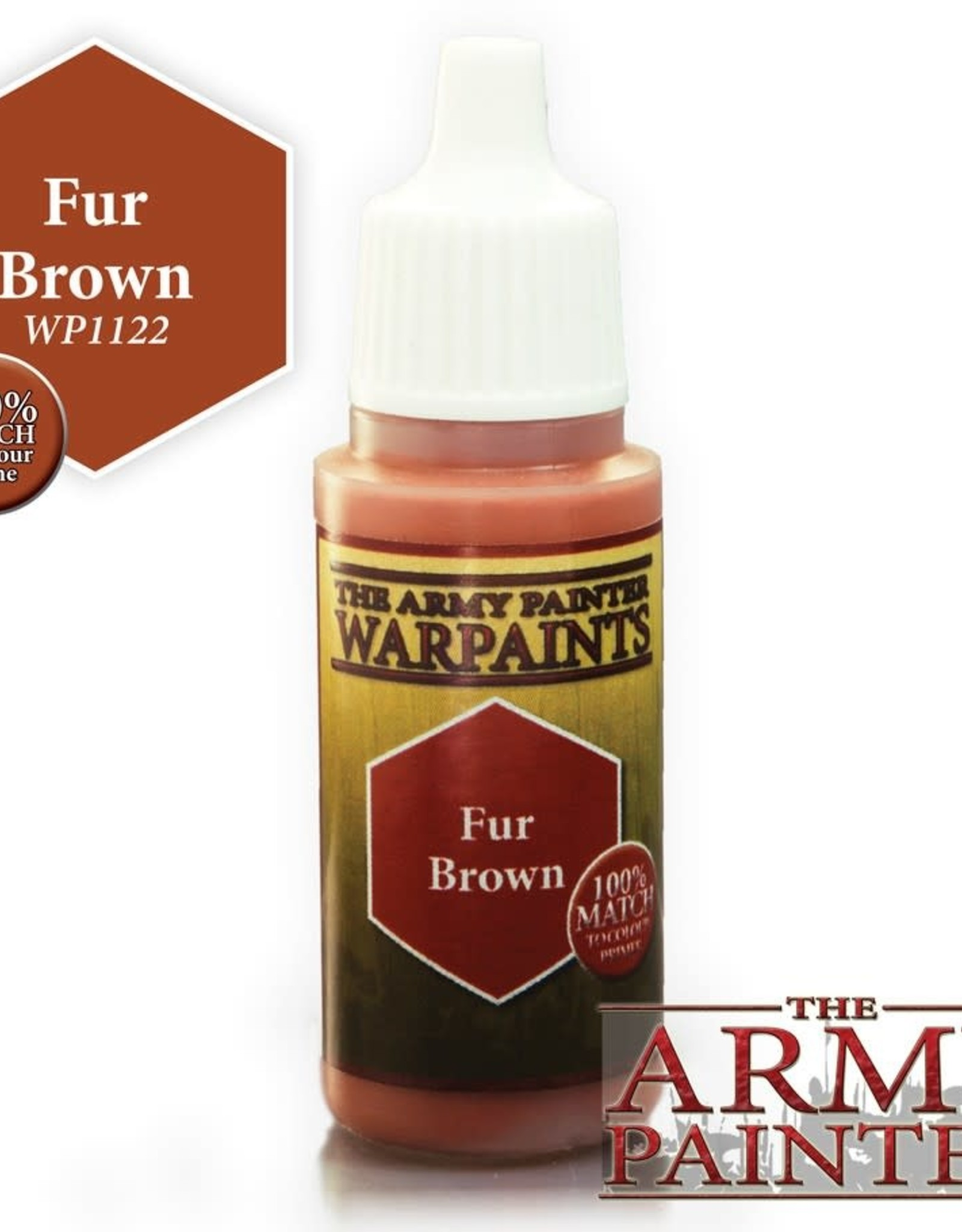 Warpaints: Fur Brown