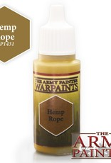 Warpaints: Hemp Rope