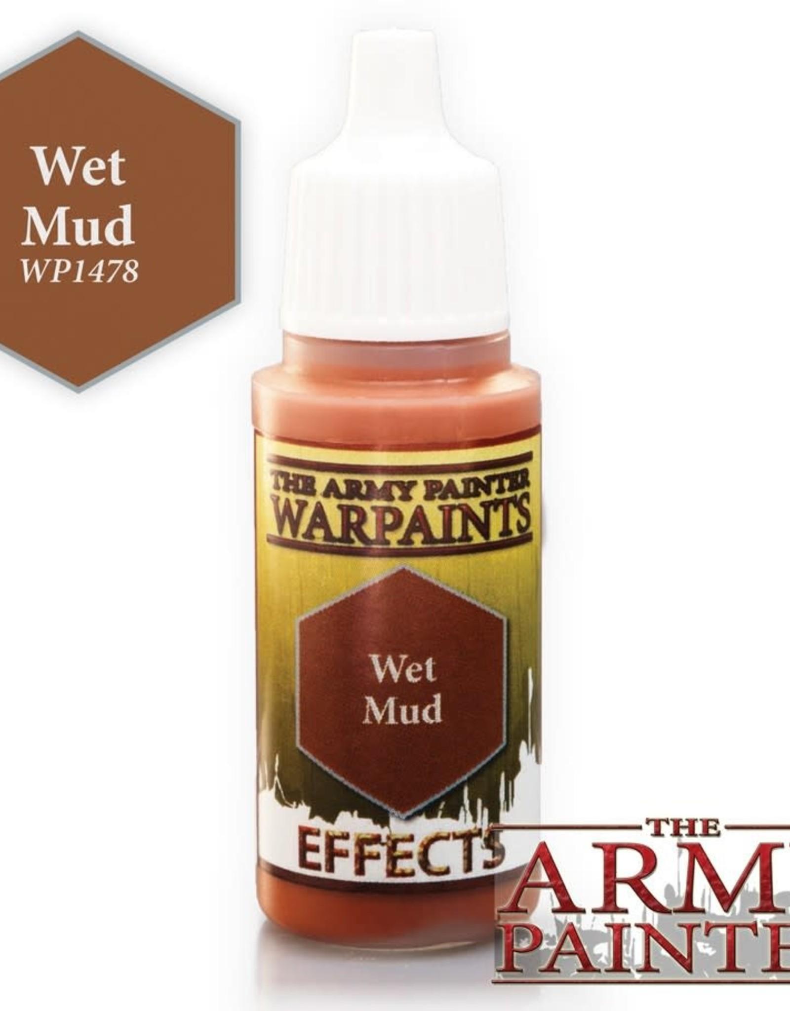 Warpaints: Wet Mud