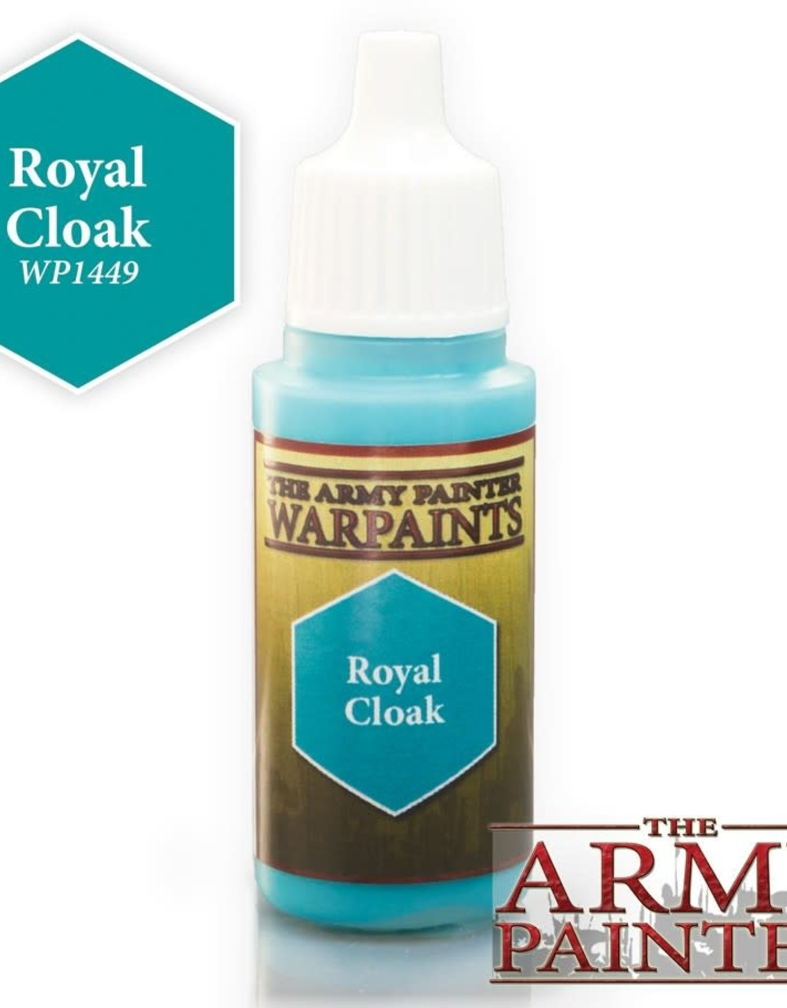 Warpaints: Royal Cloak