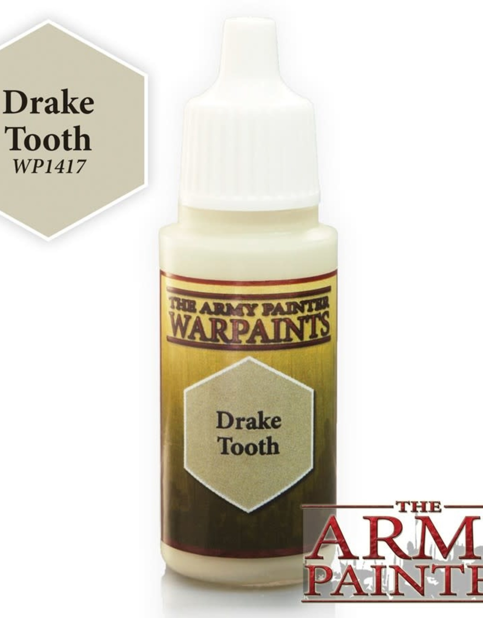 Warpaints: Drake tooth
