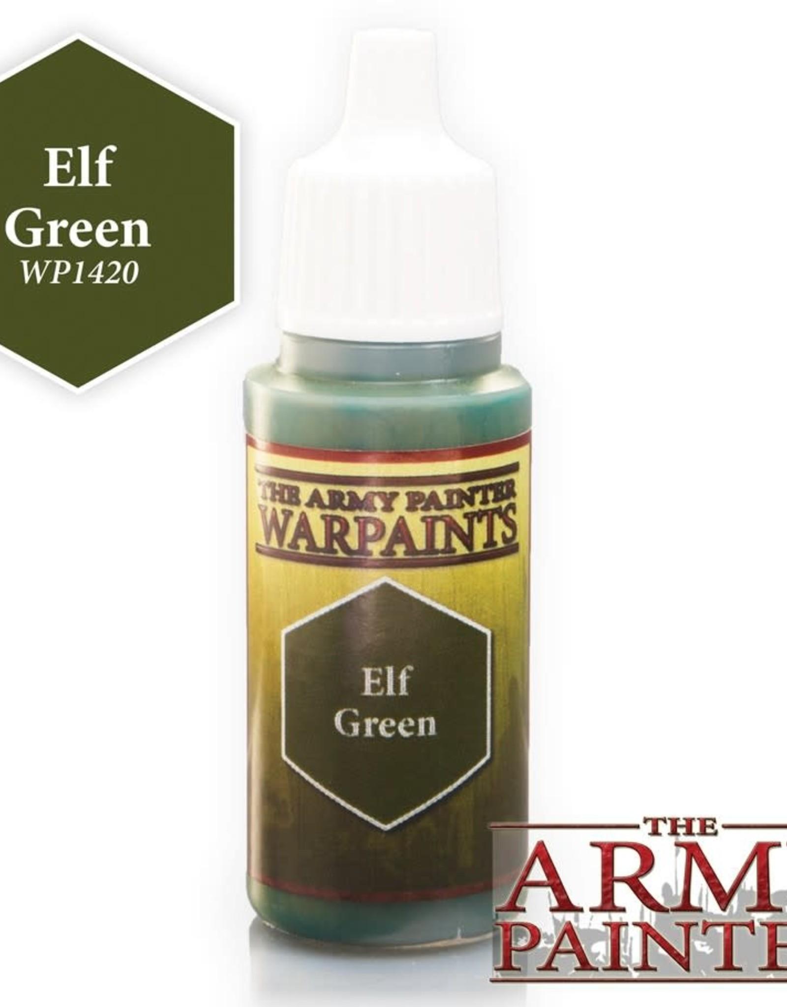 Warpaints: Elf Green