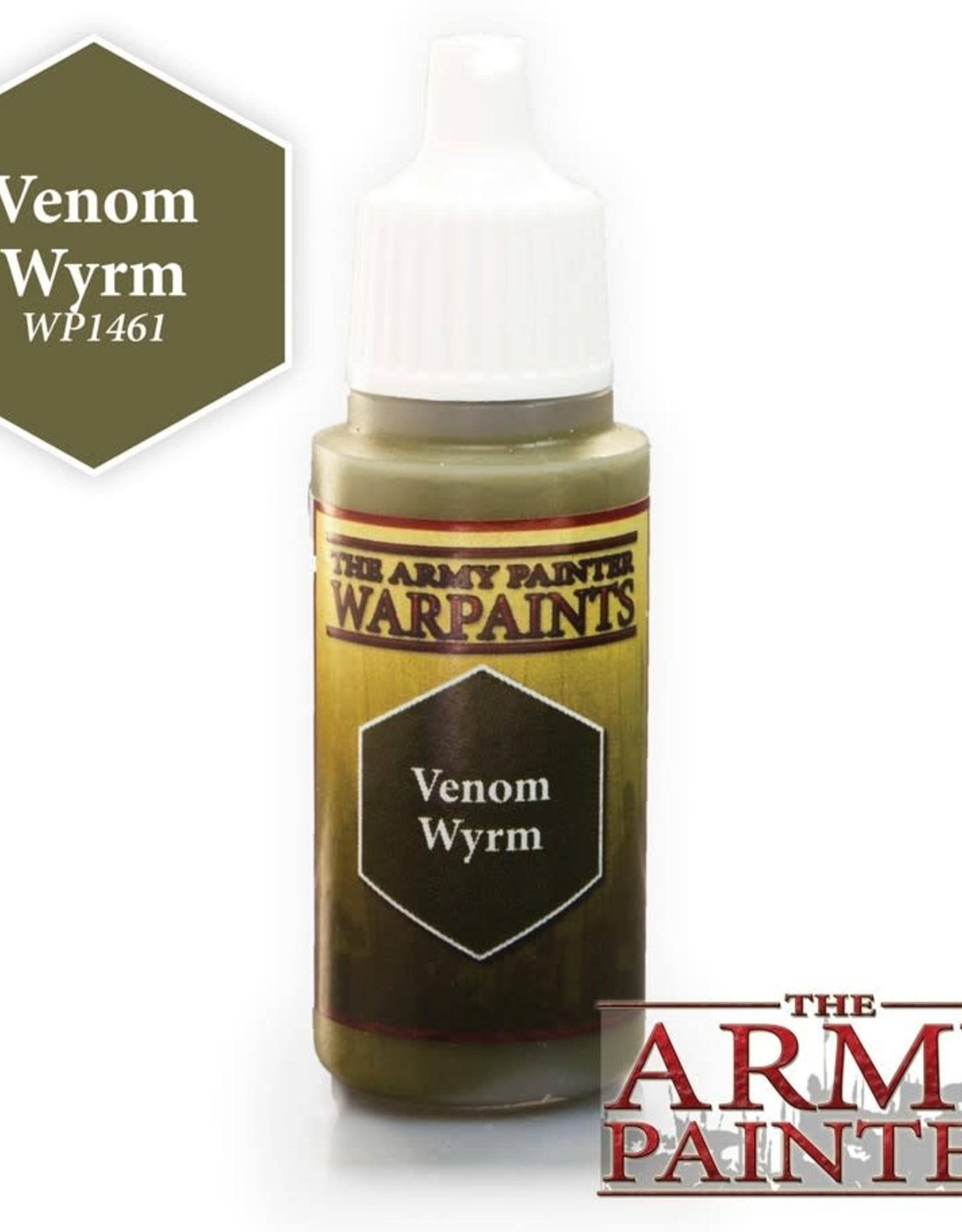 Warpaints: Venom Wyrm