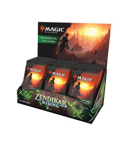 Wizards of the Coast MTG Zendikar Rising Set Booster Box (30)