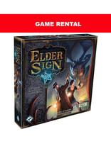Fantasy Flight Games (RENT) Elder Sign for a Day. Love It! Buy It!