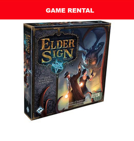 Fantasy Flight Games (RENT) Elder Sign for a Day. Love It! Buy It!