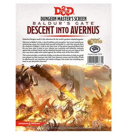 Gale Force 9 D&D Baldur's Gate: Descent into Avernus GM Screen