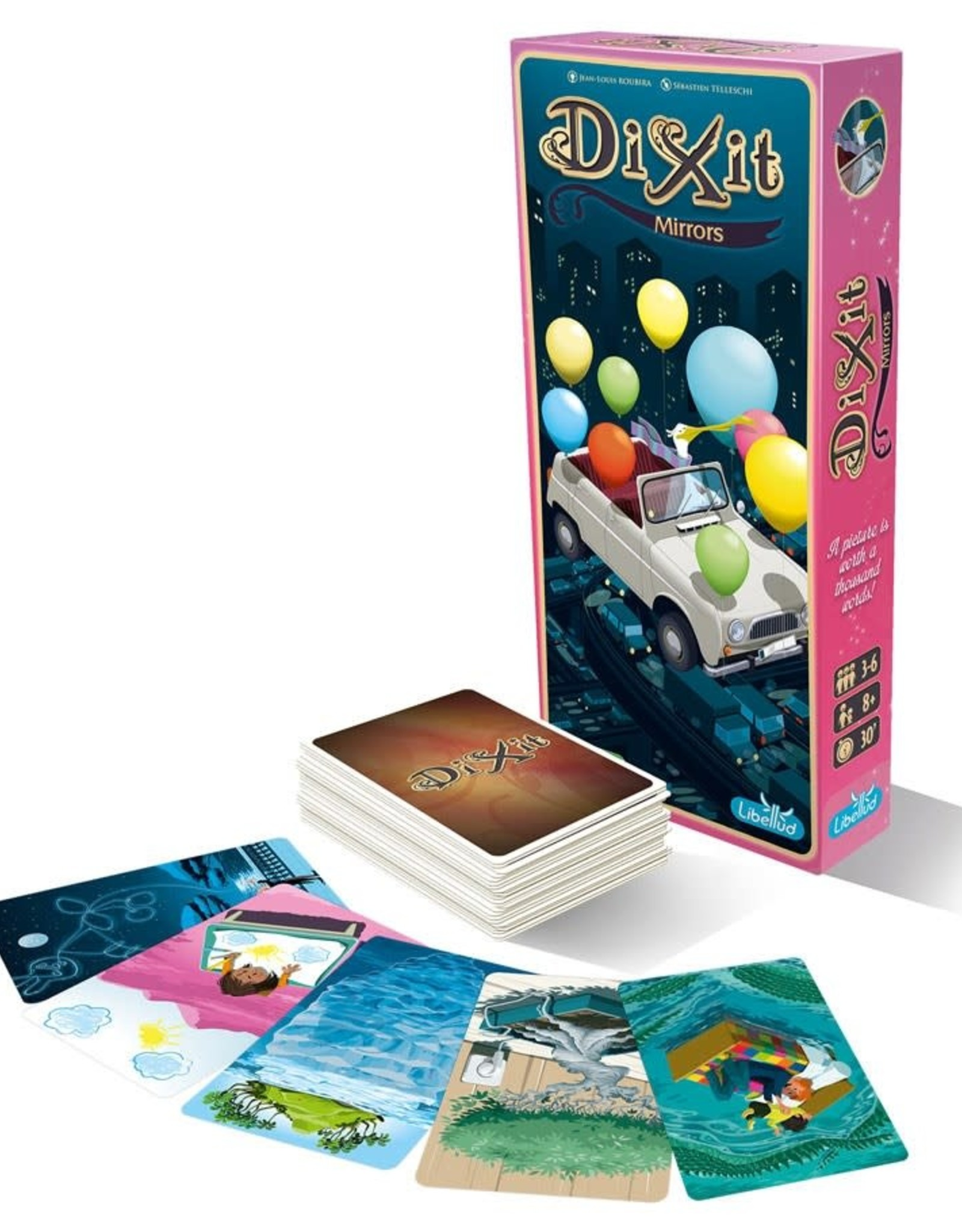 Dixit Mirrors Expansion