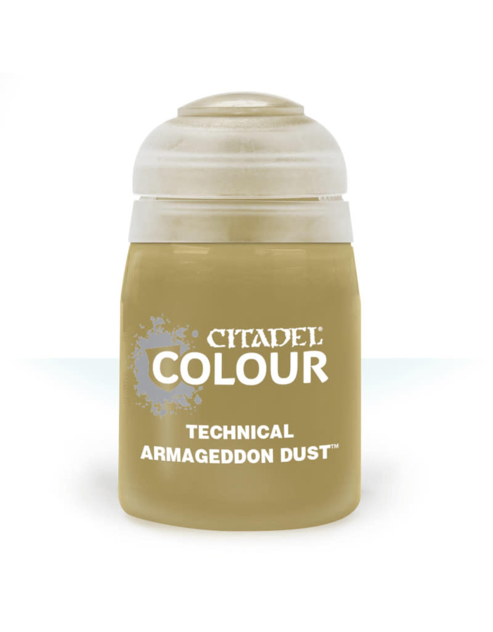 Games Workshop Technical Paint: Armageddon Dust