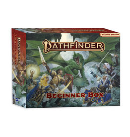 Paizo Pathfinder 2nd Ed: Beginner box