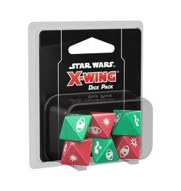 Fantasy Flight Games Star Wars X-Wing Dice Pack