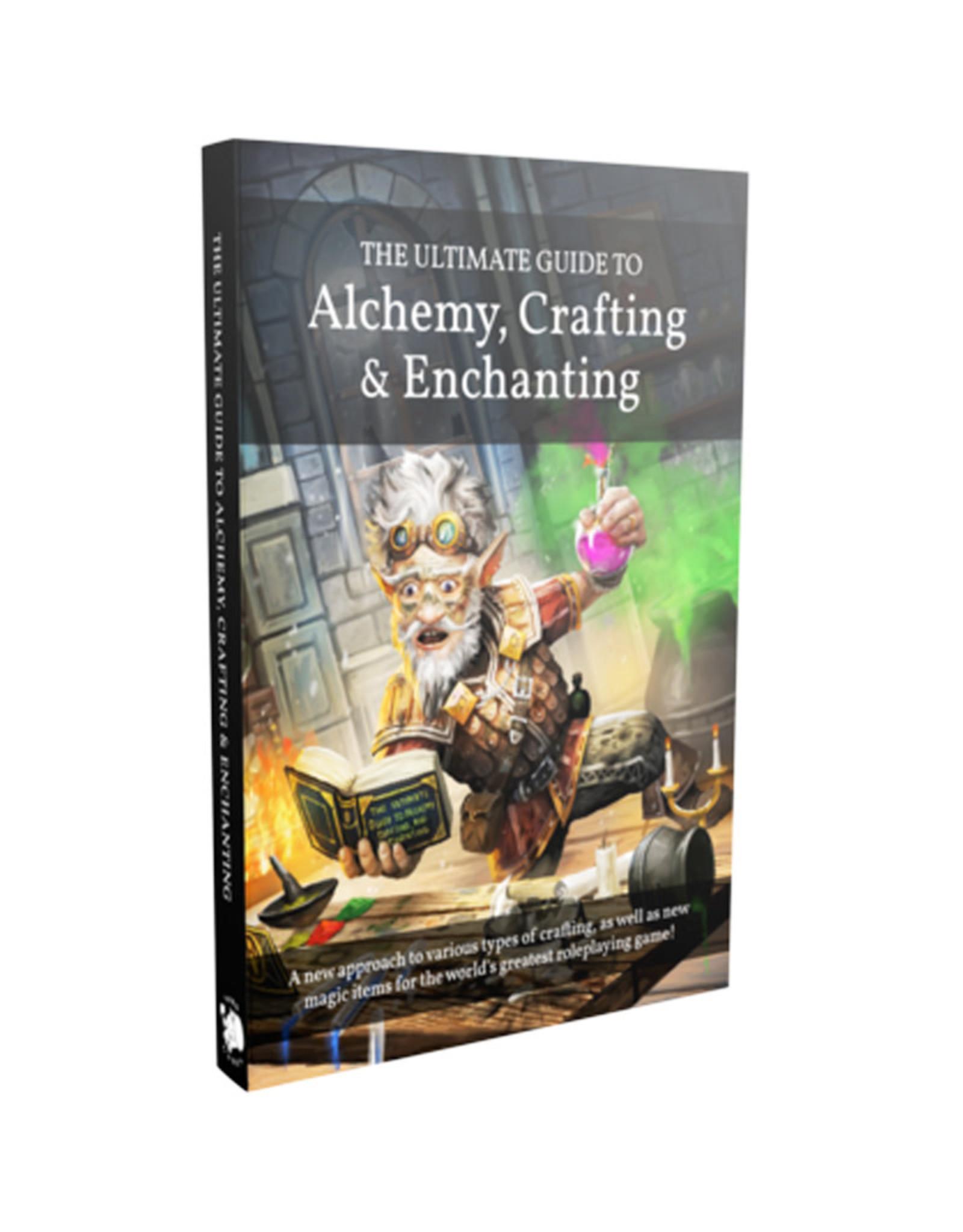 Miscellaneous Ultimate Guide to Alchemy 5E