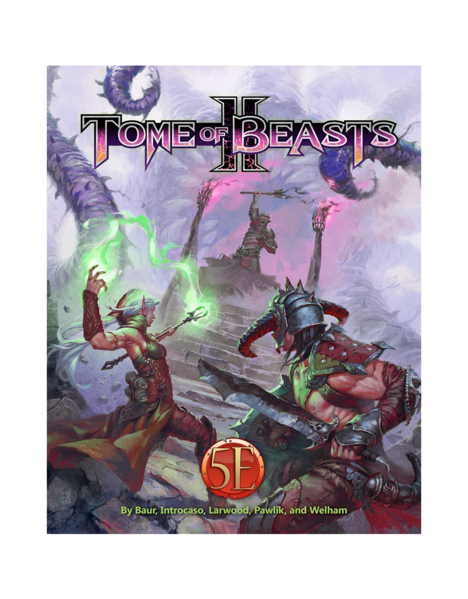 Paizo D&D RPG: Tome of Beasts 2