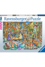 Ravensburger Midnight at the Library 1000 PCS