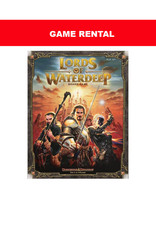 Wizards of the Coast (RENT) Lords of Waterdeep for a Day. Love It! Buy It!