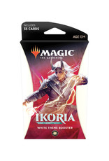 Wizards of the Coast MTG Theme Booster: Ikoria Lair of Behemoths (White)
