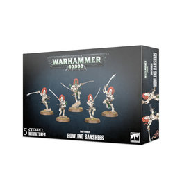 Games Workshop Warhammer 40K Craftworlds Howling Banshees