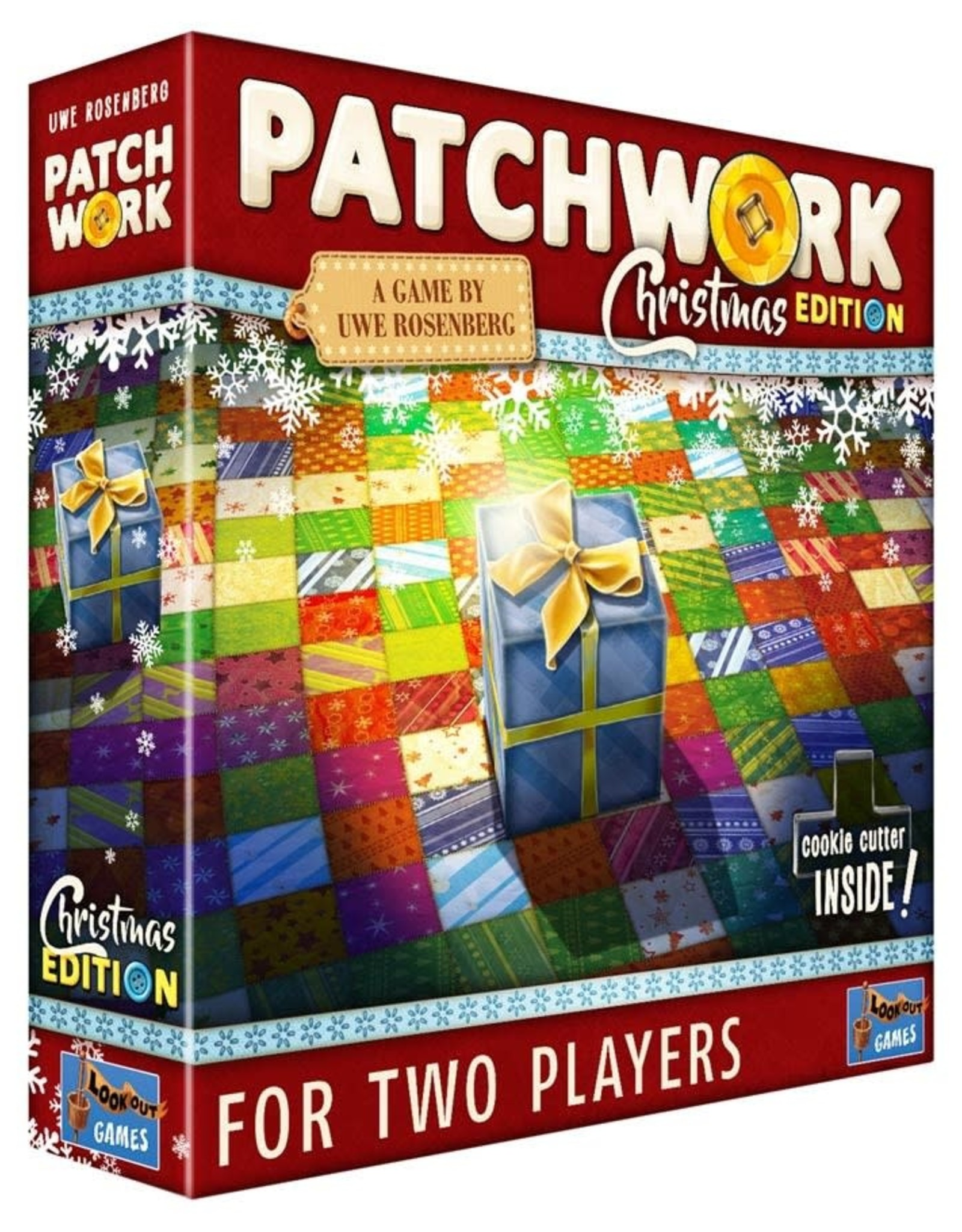 Patchwork Christmas Edition