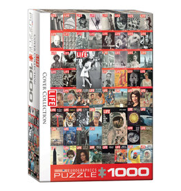 Eurographics LIFE Cover Collection Puzzle 1000 PCS