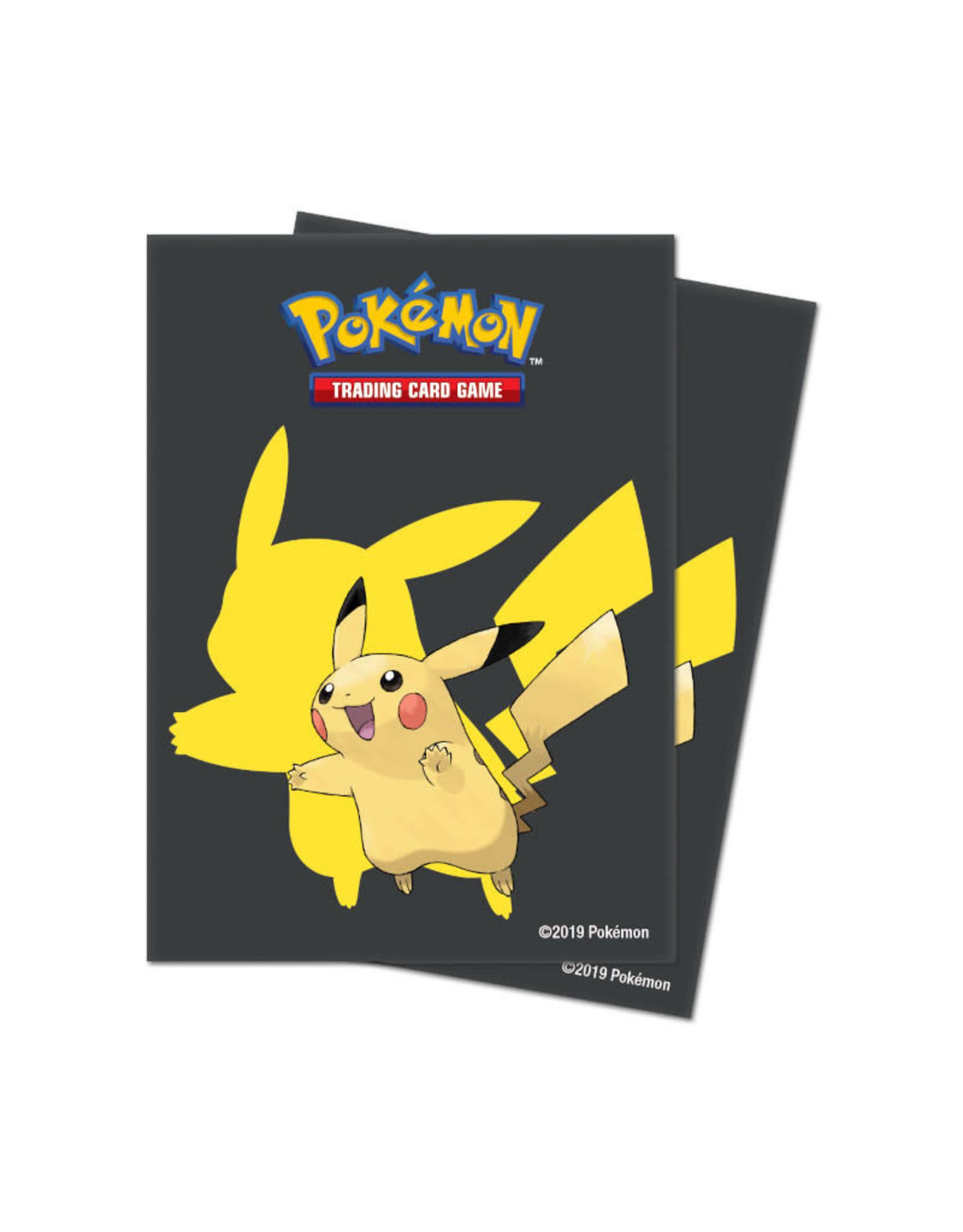 Deck Protectors: Pokemon Pikachu (65)