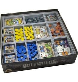 Folded Space Box Insert: Great Western Trail