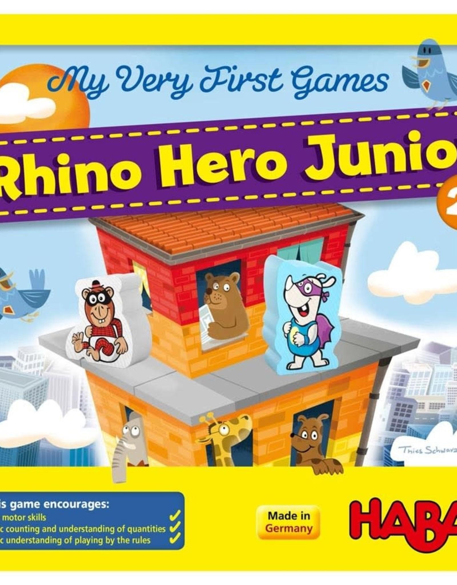 MVFG: Rhino Hero Junior