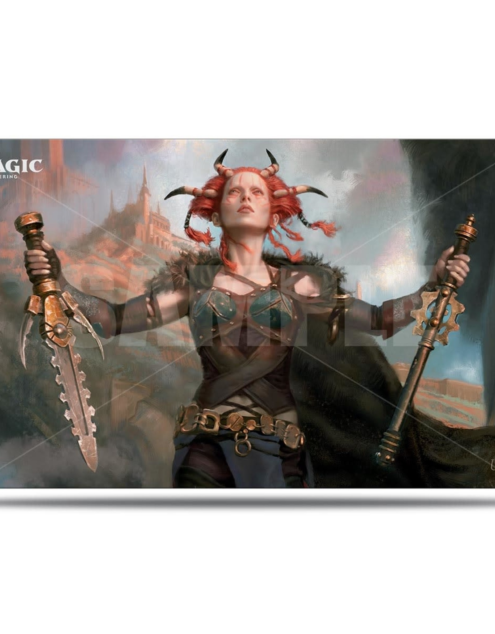 ULP MTG Commander Legends Playmat v2