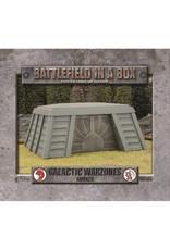 Gale Force 9 Terrain: Galactic Warzone Bunker