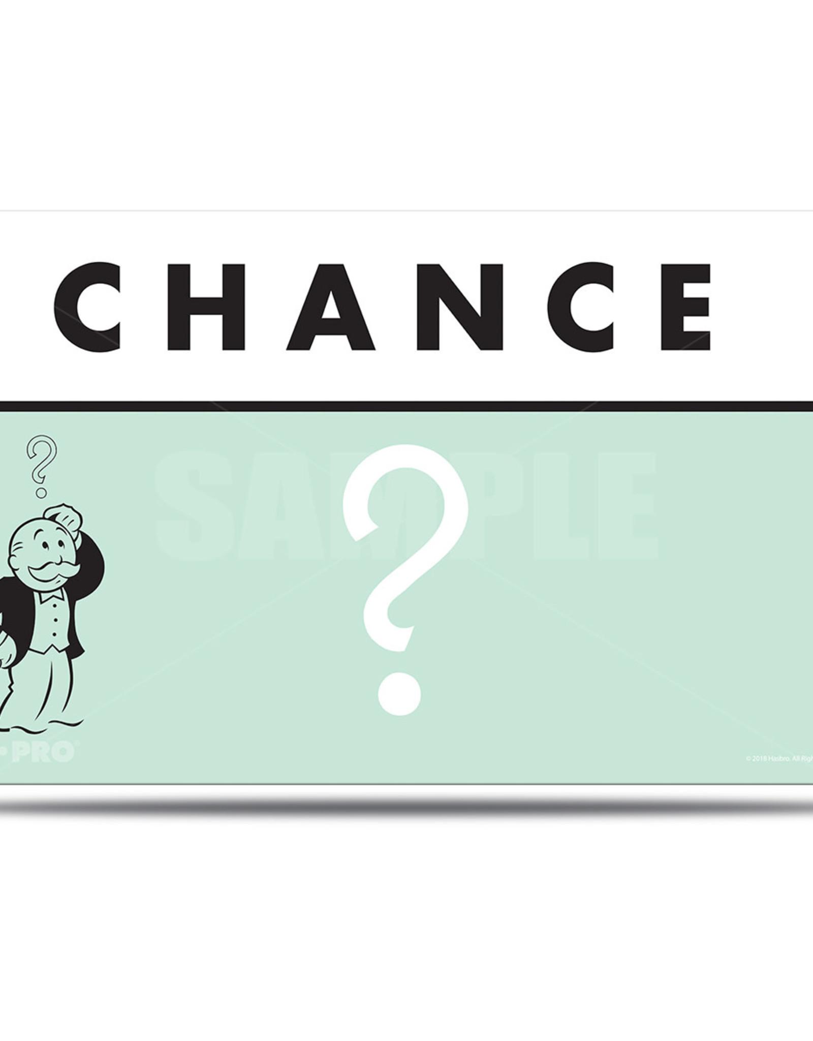 Playmat: Monopoly Chance