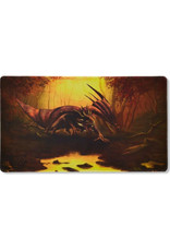 Arcane Tinmen Playmat: Dragon Shield Matte Umber