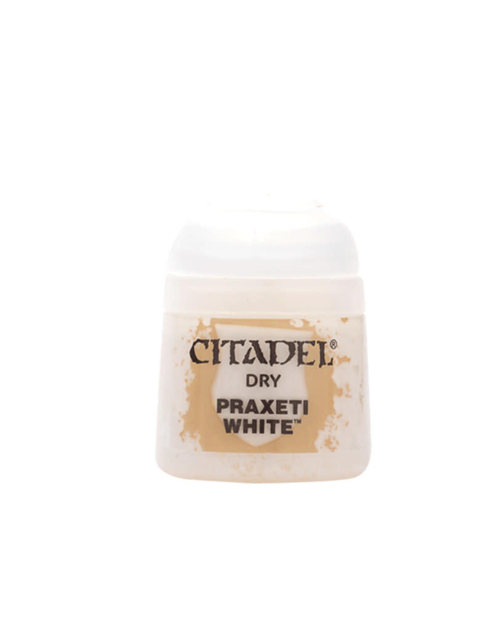 Games Workshop Dry Paint: Praxeti White