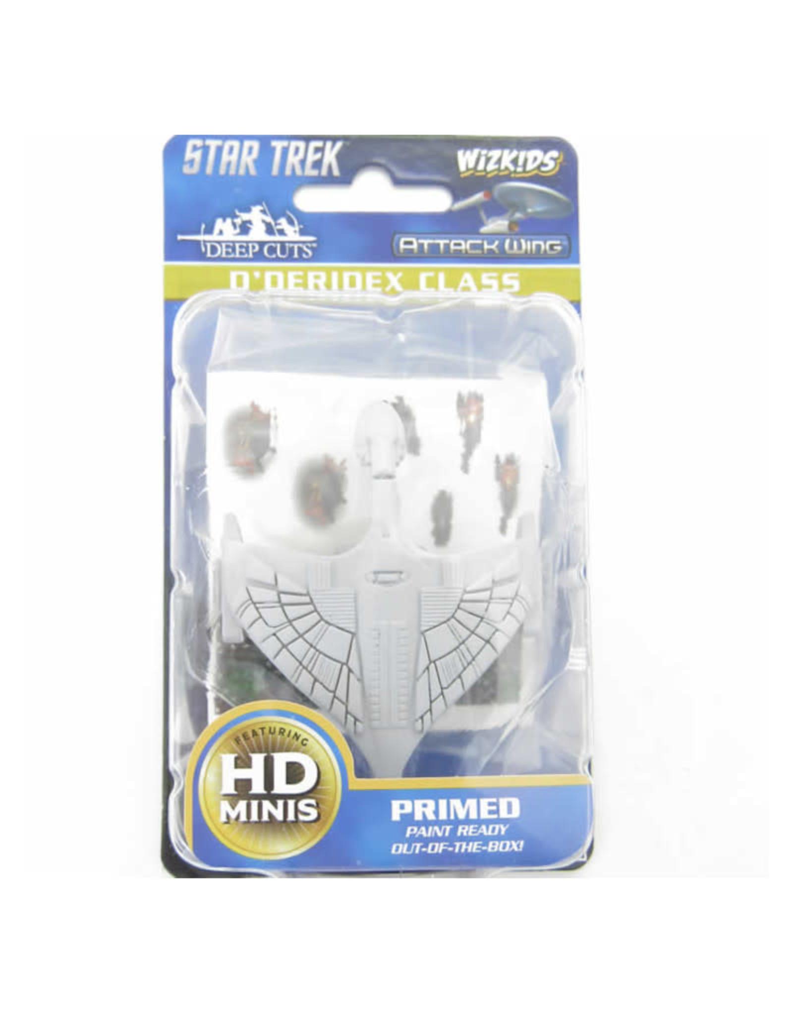 Wizkids Star Trek Unpainted Minis: Deridex Class