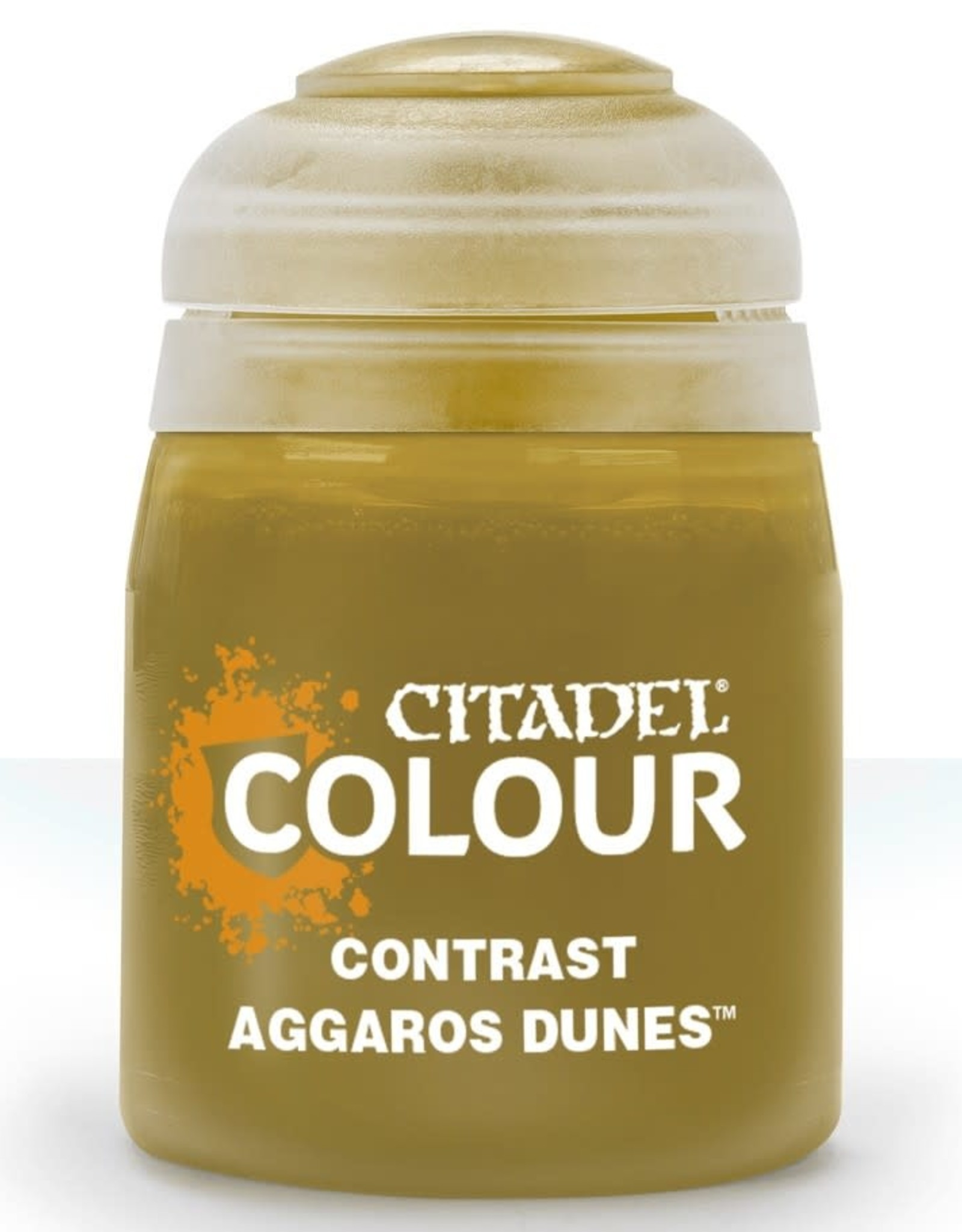Games Workshop Contract Paint: Aggaros Dunes