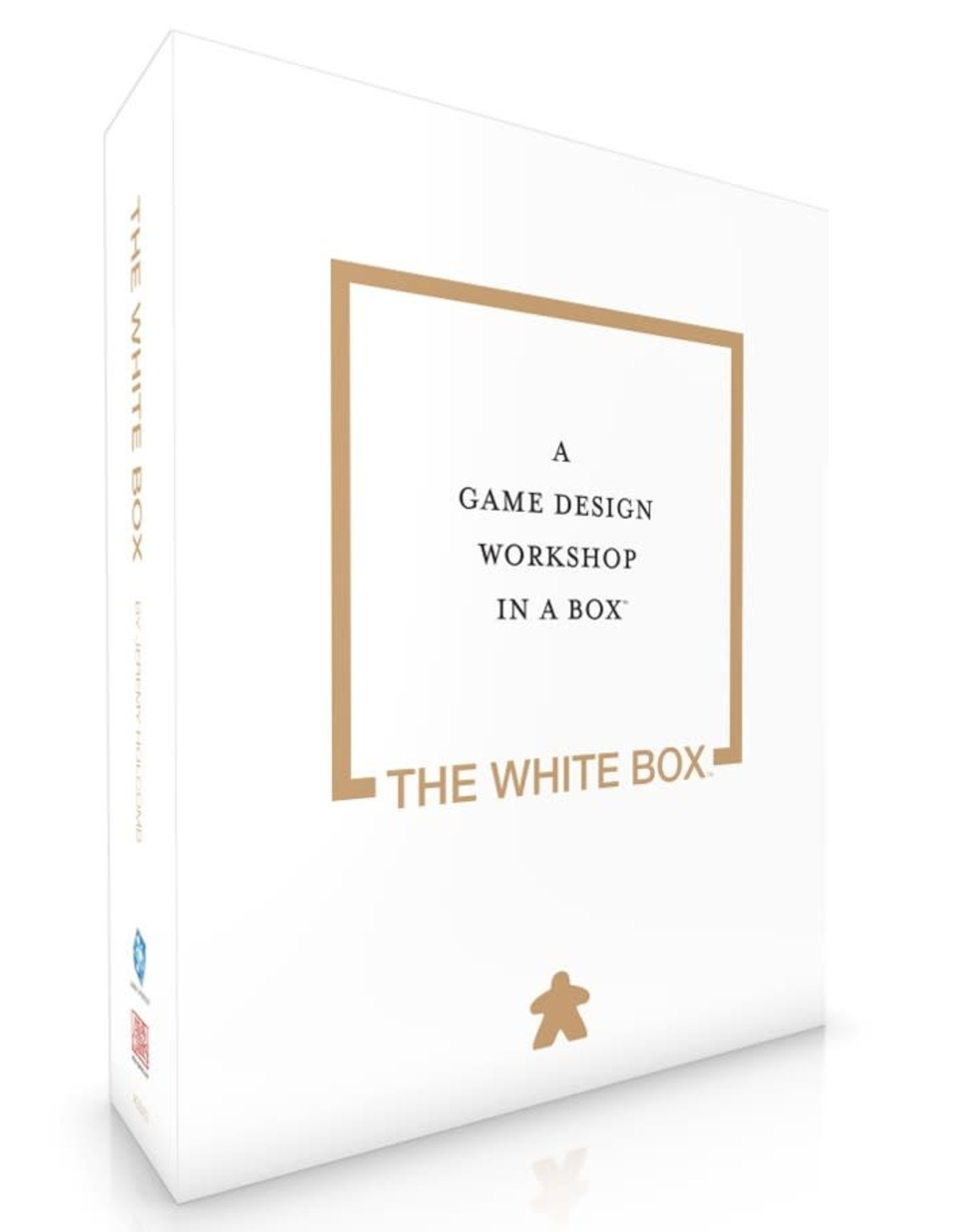 Atlus Games The White Box: Designer Game Kit in a Box
