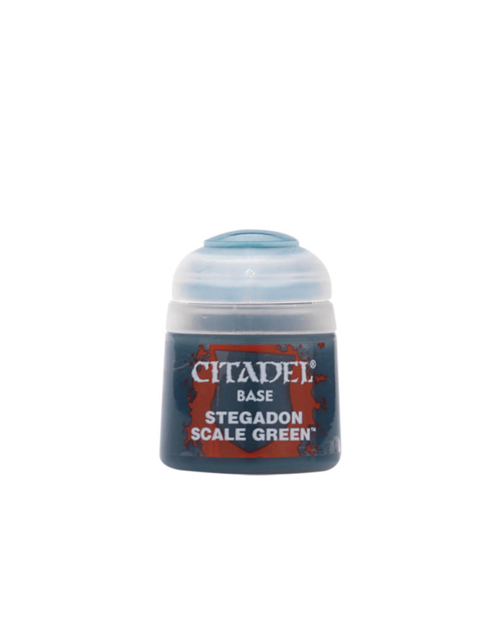 Citadel Base Paint: Stegadon Scale Green
