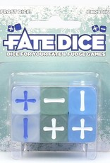 Evil Hat Productions Fate Dice Set: Frost (12)