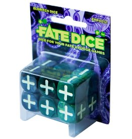 Evil Hat Productions Fate Dice Set: Eldritch (12)