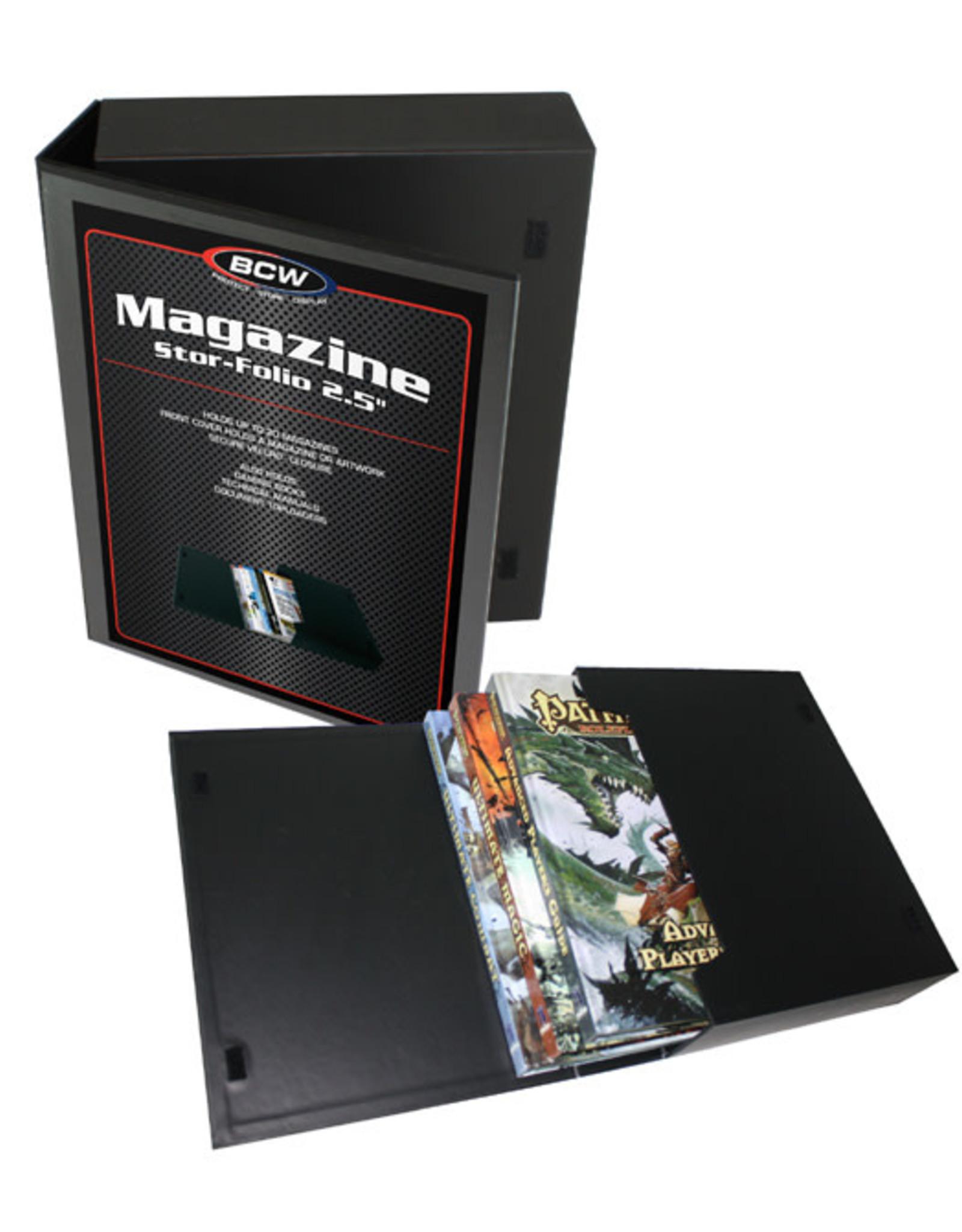 Miscellaneous Magazine Folio
