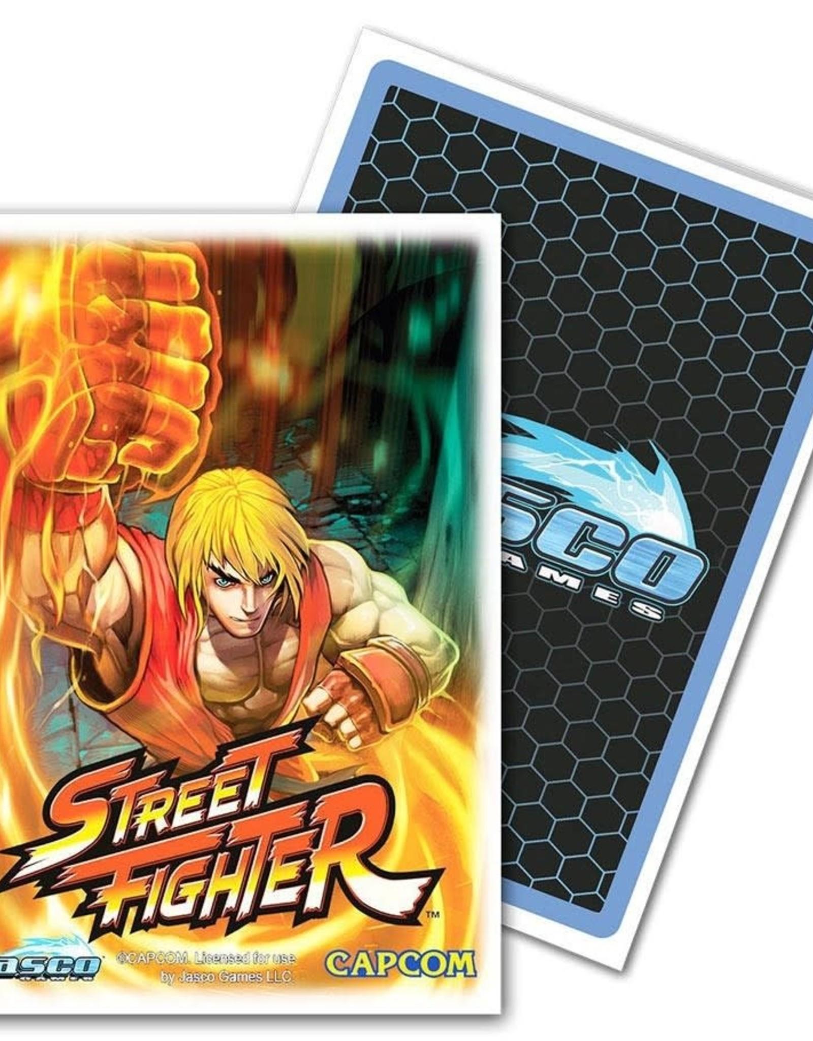 Arcane Tinmen Deck Protectors: Dragon Shield Art (100) SF Ken