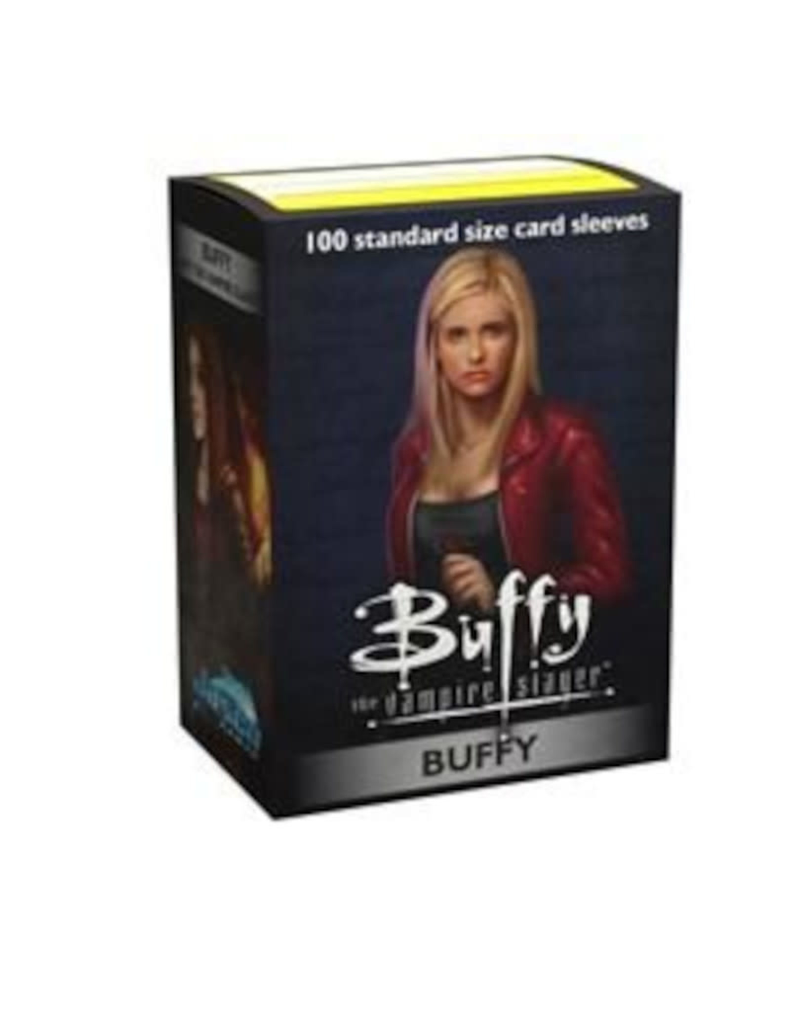 Arcane Tinmen Deck Protectors: Dragon Shield Art (100) Buffy