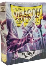 Arcane Tinmen Deck Protectors: Dragon Shield Matte (60) Purple