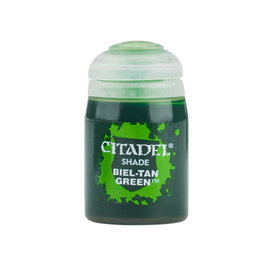 Citadel Shade Paint: Biel Tan Green