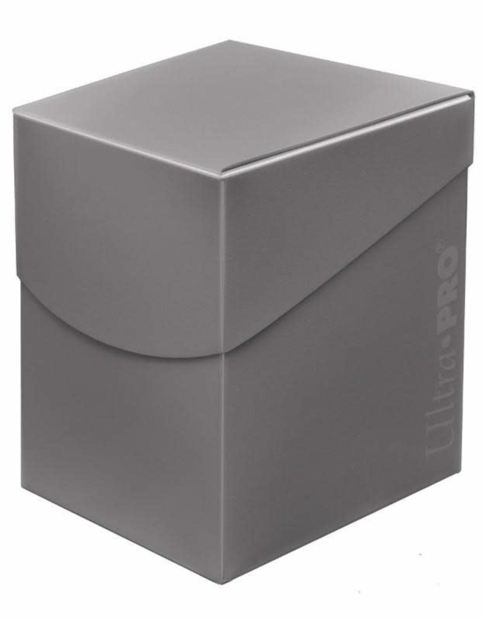 Deck Box: Eclipse 100+ Grey