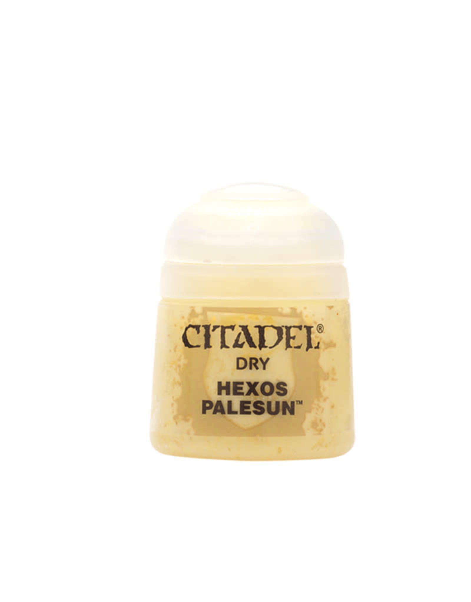 Citadel Dry Paint: Hexos Palesun